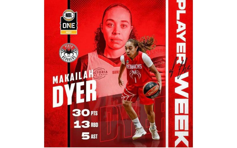 Mak Player Of The Week